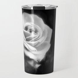 Pink Roses in Anzures 1 Dark Travel Mug