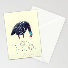 Fowl of Stars Stationery Cards