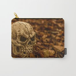 Halloween Skull 1 Carry-All Pouch