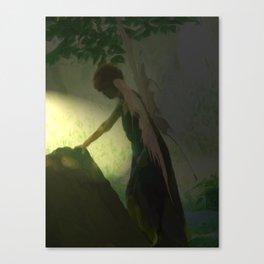 Fairy stone Canvas Print