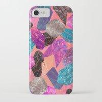 gem iPhone & iPod Cases featuring Gem Pop by Nikkistrange