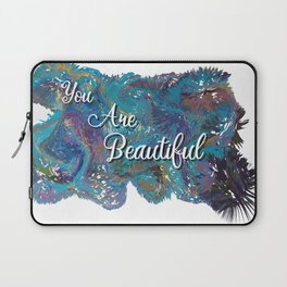 You are beautiful colorful design Laptop Sleeve
