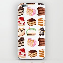 Yummy Cakes iPhone Skin