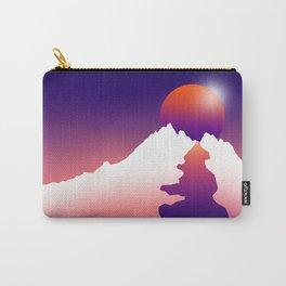 Spilt moon Carry-All Pouch