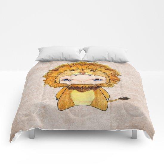 A Boy - Lion Comforters