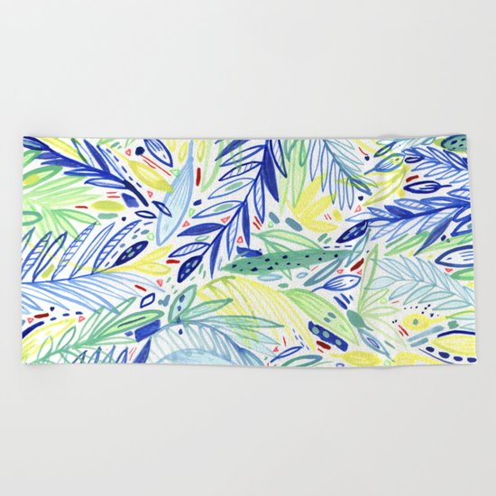 Pattern 17 Beach Towel