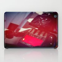 vader iPad Cases featuring Vader by Lone Wolf Photography