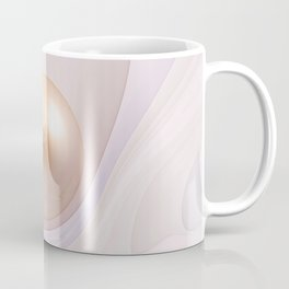 The Birth of a Pearl in a World Full of Oysters Coffee Mug