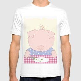 Not pea's again T-shirt