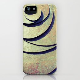 Untitled Bronze - Gouda - NL iPhone Case