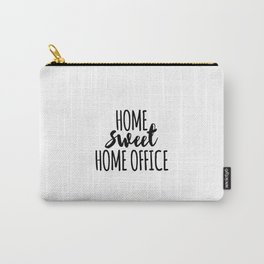 Home sweet home office Carry-All Pouch