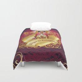 Coromoto Virgin Duvet Cover