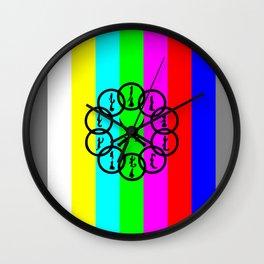 MANDARIN LOGO Wall Clock