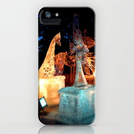 Nature's Judge and Jury iPhone Case
