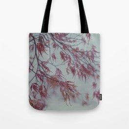 blue/pink Tote Bag