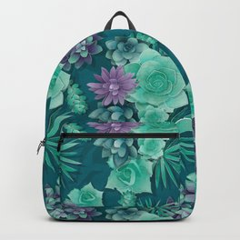 Succulent Love I Backpack