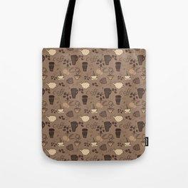 Caffeine Fix Tote Bag