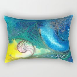 Soft Surrender by Kathy morton Stanion Rectangular Pillow