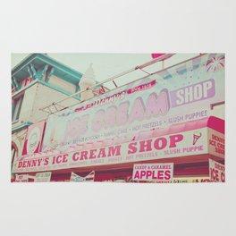 Ice Cream Shop Rug