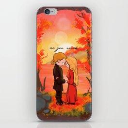 As You Wish 2 iPhone Skin