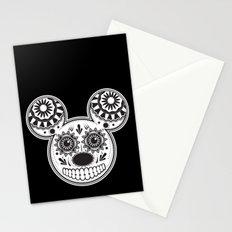 This Ain't Disney Sugar Skull Stationery Cards