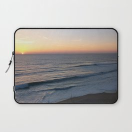 Golden Horizon Laptop Sleeve