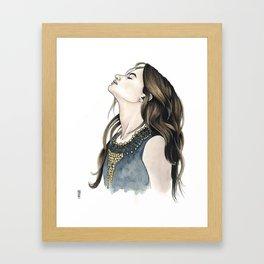 Endellion Framed Art Print