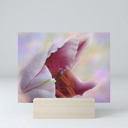 soft and dreamy -5- Mini Art Print