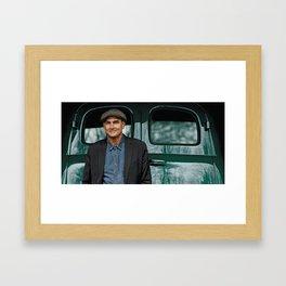 James Taylor concert 2019 del2 Framed Art Print