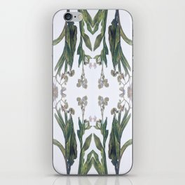 Forget Me Nots Study Dos iPhone Skin