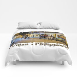 Vigan Philippines Comforters