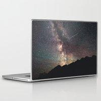 starry night Laptop & iPad Skins featuring Starry night by Tasha Marie