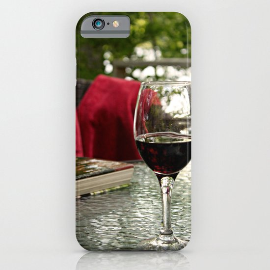 Recipe for Relaxation iPhone & iPod Case