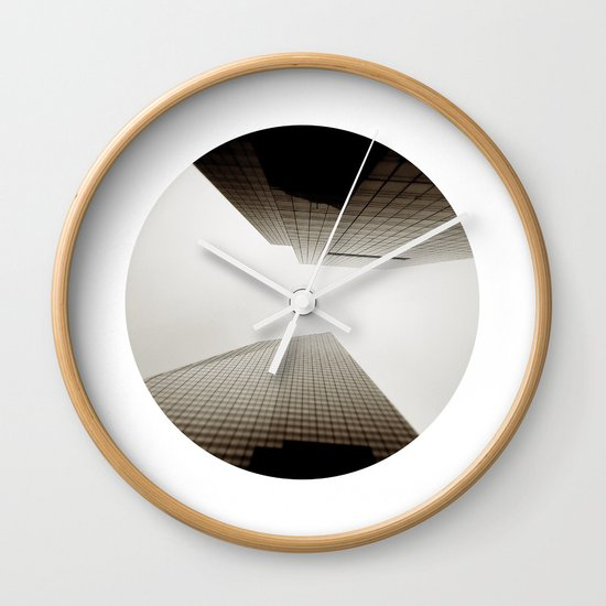 Angles Redux Wall Clock