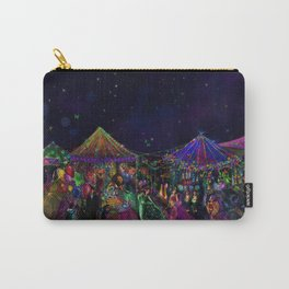 Magical Night Market Carry-All Pouch