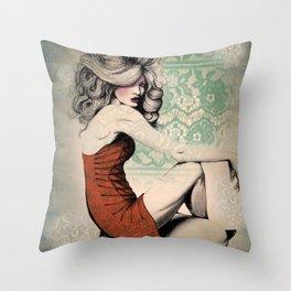 Haute Mess Series Throw Pillow