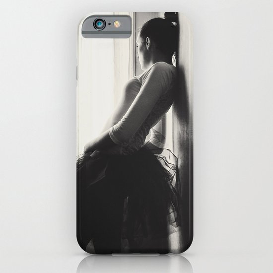 The dancer iPhone & iPod Case