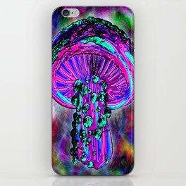 Trippy Shroom iPhone Skin