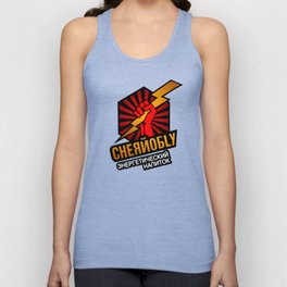 Chernobly energy drink - hot tub Unisex Tank Top