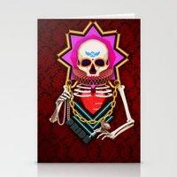 pride Stationery Cards featuring Pride by Teodoru Badiu