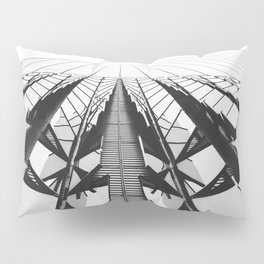 To the Limit - World Trade Center - NYC Pillow Sham