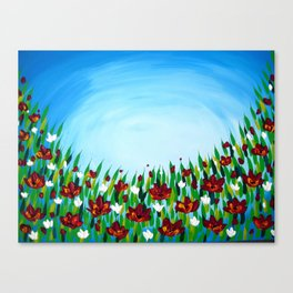 Joy Unending Canvas Print