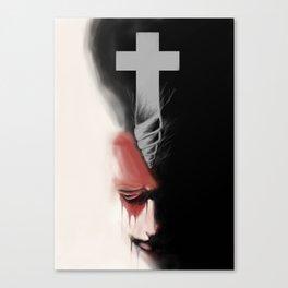 Indoctrination  Canvas Print