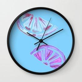 Forbidden fruit Wall Clock