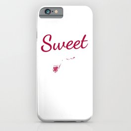 """I Love A Sweet Rack"" Halloween Shirt For October 31st T-shirt Design Spooky Creepy Halloween Scary iPhone Case"