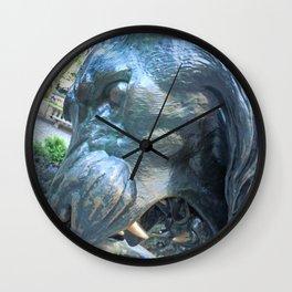 Fierce in Philly Wall Clock