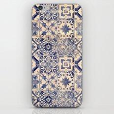 Ornamental pattern iPhone & iPod Skin