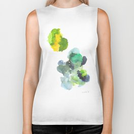 180802 Beautiful Rejection 17| Colorful Abstract Biker Tank