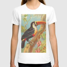 Toco Toucan Birds of the Tropics Series by A&G T-shirt