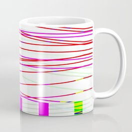 Neon Insane Coffee Mug